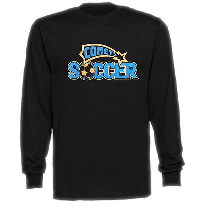 Coventry Soccer #54 Unisex Long Sleeve T-Shirt