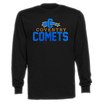 Coventry General Design #3 Long Sleeve T-Shirt