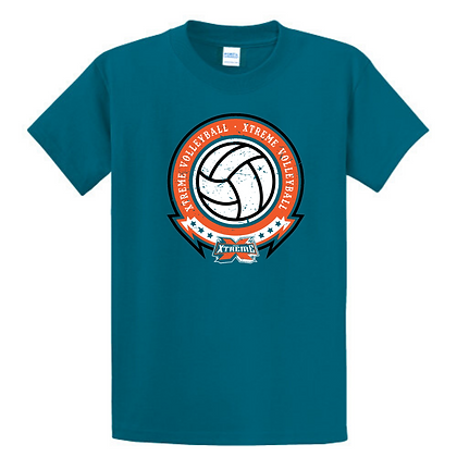 Ohio Xtreme Volleyball Logo 2 T-Shirt