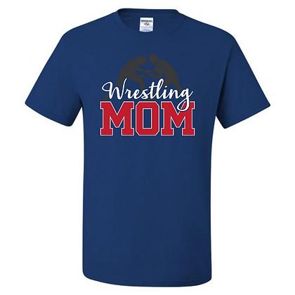 Wrestling Logo #25 Glitter Unisex T-Shirt