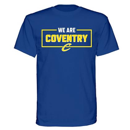 Coventry General Logo #18 Unisex T-Shirt