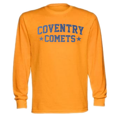 Coventry General Design #2 Long Sleeve T-Shirt
