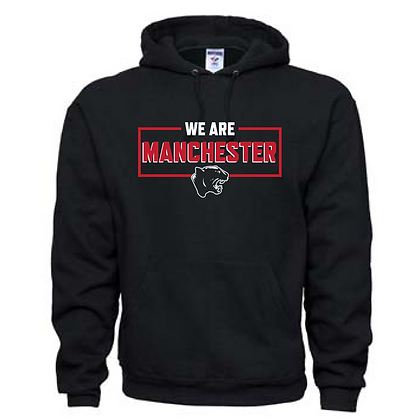 We Are Manchester Unisex Hoodie