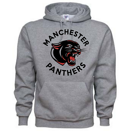 Manchester Panthers General Logo #6 Unisex Hoodie