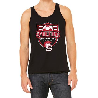 Springfield Spartans Soccer Men's Tank Top