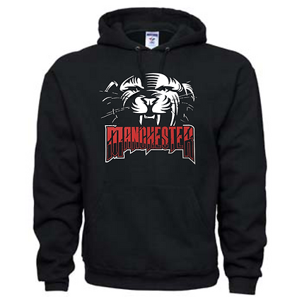 Manchester Panthers General Logo #7 Unisex Hoodie