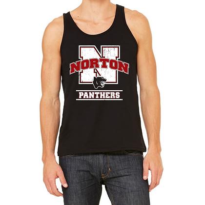 Norton Panthers Block N Men's Tank Top