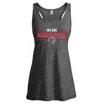 We Are Manchester Ladies Tank Top