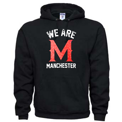 Manchester Panthers General Logo #11 Unisex Hoodie