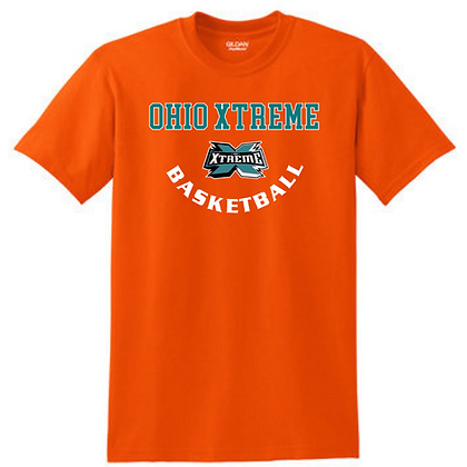 Ohio Xtreme Basketball Logo A T-Shirt