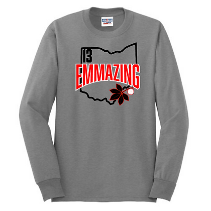 Grey Emmazing Long Sleeve