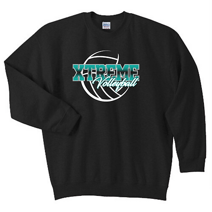 Ohio Xtreme Volleyball Logo 1 Crewneck