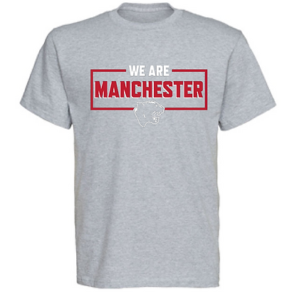 We Are Manchester Unisex T-Shirt
