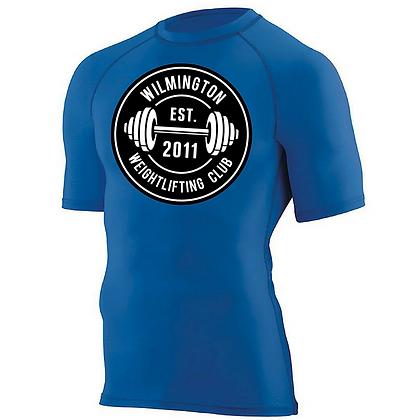 Wilmington Emblem Men's Compression Shirt