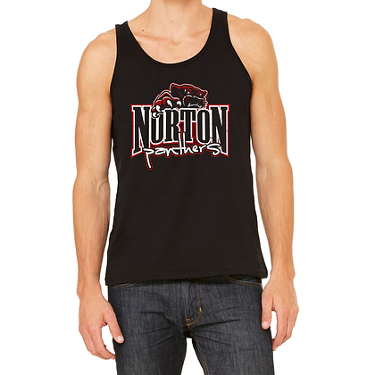 Norton Panthers Claw Men's Tank Top