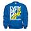 Thumbnail: Coventry General Logo #19 Crew Neck Sweatshirt