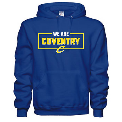Coventry General Logo #18 Unisex Hoodie