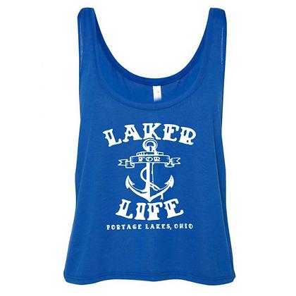 Laker For Life Women's Flowy Tank