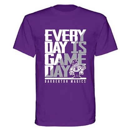 Everyday is Gameday Barberton Magics Unisex T-Shirt