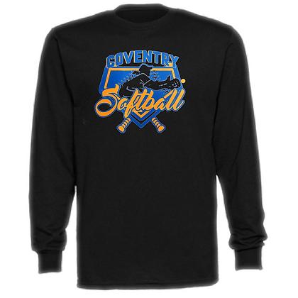 Coventry Softball #57 Unisex Long Sleeve T-Shirt