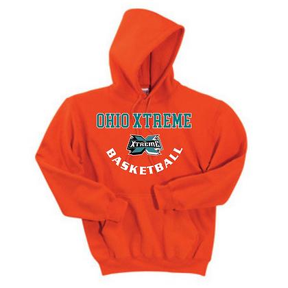 Ohio Xtreme Basketball Logo A Hoodie