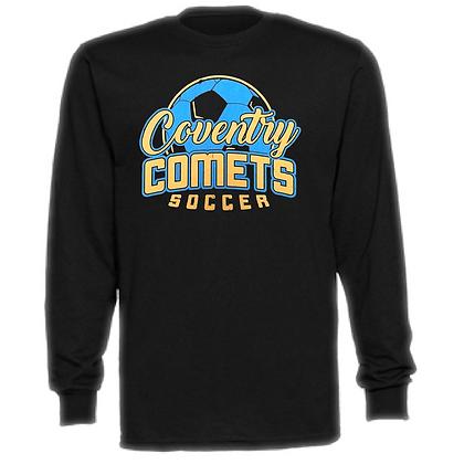 Coventry Soccer #53 Unisex Long Sleeve T-Shirt