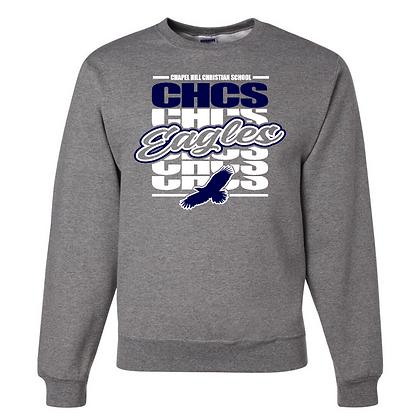 Chapel Hill Design #1 Crewneck