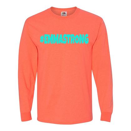 #EmmaStrong Long Sleeve T-Shirt