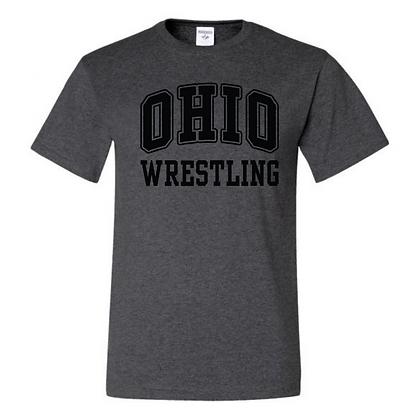 Wrestling Logo #4 Unisex T-Shirt