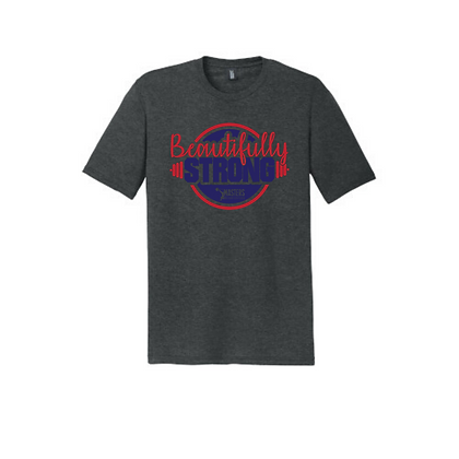 Masters Beautifully Strong Unisex Triblend
