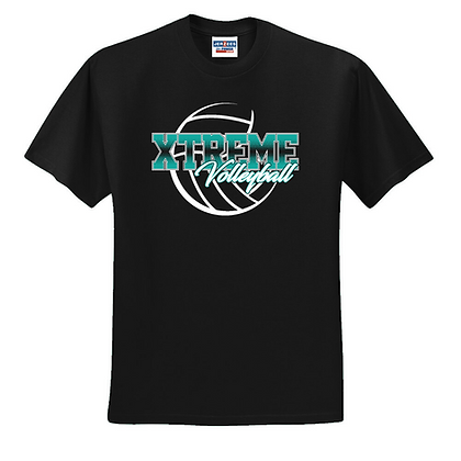 Ohio Xtreme Volleyball Logo 1 T-Shirt