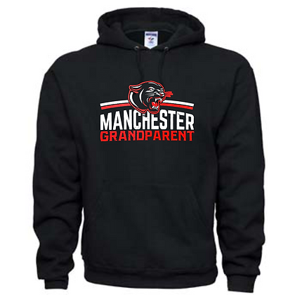 Manchester Panthers General Logo #10 Unisex Hoodie