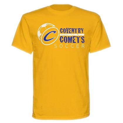 Coventry Soccer #55 Unisex T-Shirt