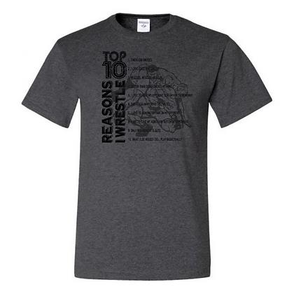 Wrestling Logo #34 Unisex T-Shirt