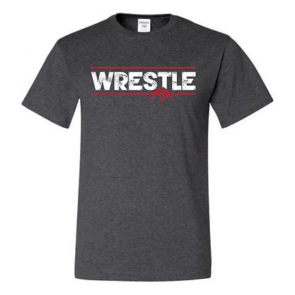 Wrestling Logo #36 Unisex T-Shirt