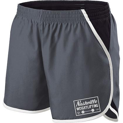 Nashville Weightlifting Ladies Energize Shorts