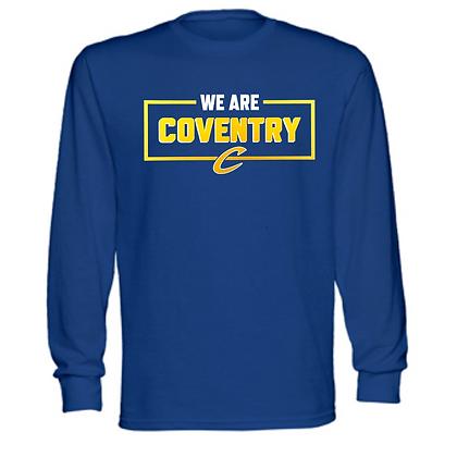 Coventry General Design #18 Unisex Long Sleeve T-Shirt