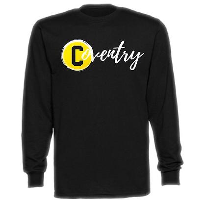 Coventry General Design #13 Unisex Long Sleeve T-Shirt