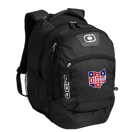 Ohio Weightlifting Backpack