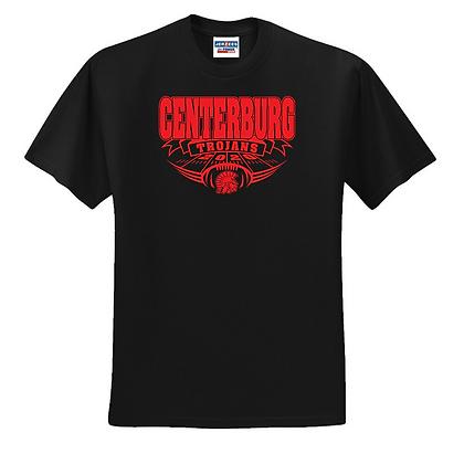 Centerburg Football Logo 2 T-Shirt