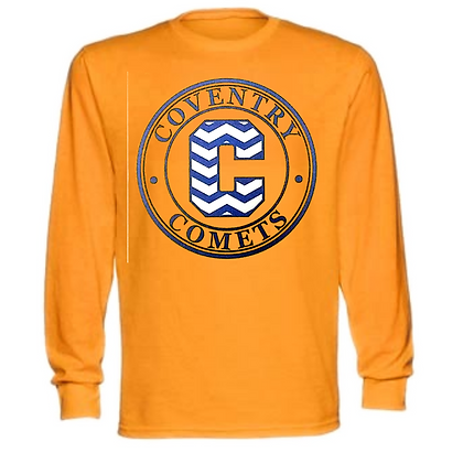 Coventry General Design #8 Long Sleeve T-Shirt