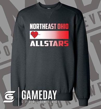NEO All Stars Faded Crewneck Sweatshirt