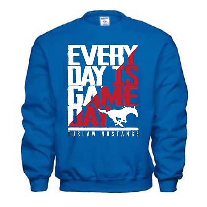 Everyday is Gameday Tuslaw Mustangs