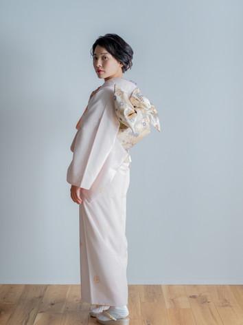 友禅作家/雪輪  Plan:Formal Kimono Plan