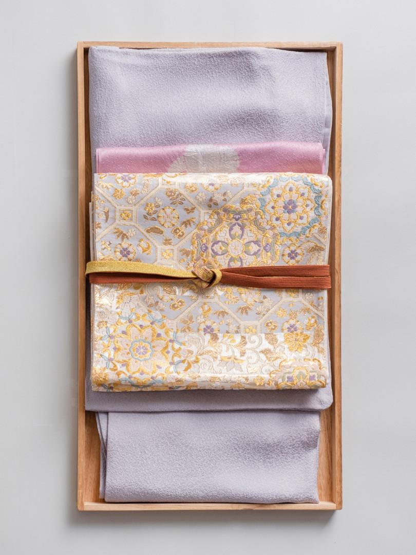 色無地 iromuji  Plan:Formal Kimono Plan
