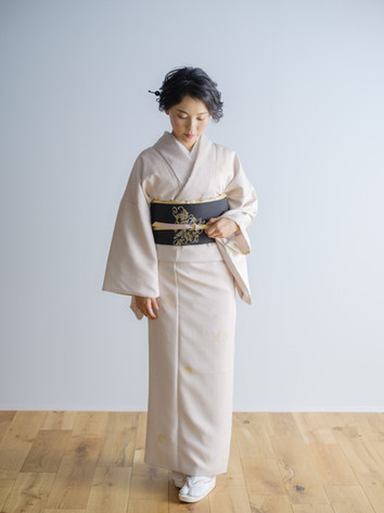 友禅作家/竹屋町唐草  Plan:Formal Kimono Plan