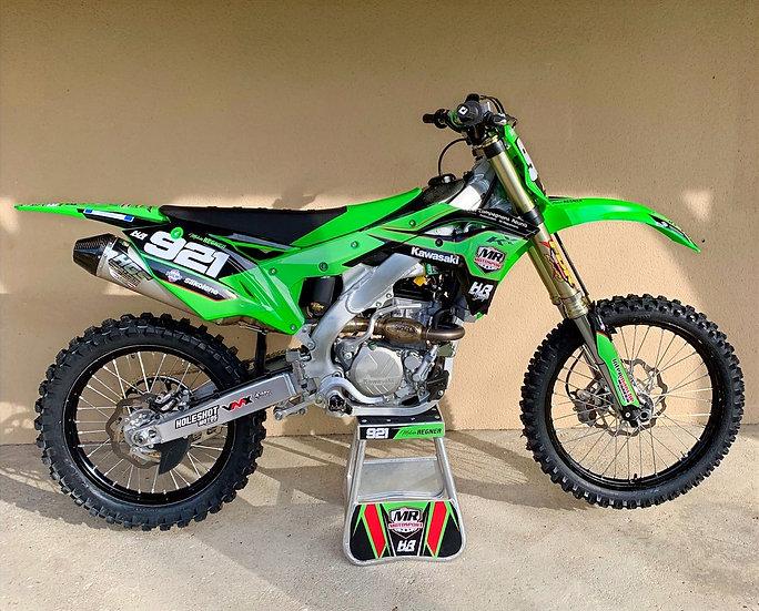 Kit déco moto replica SX M. REGNER 19