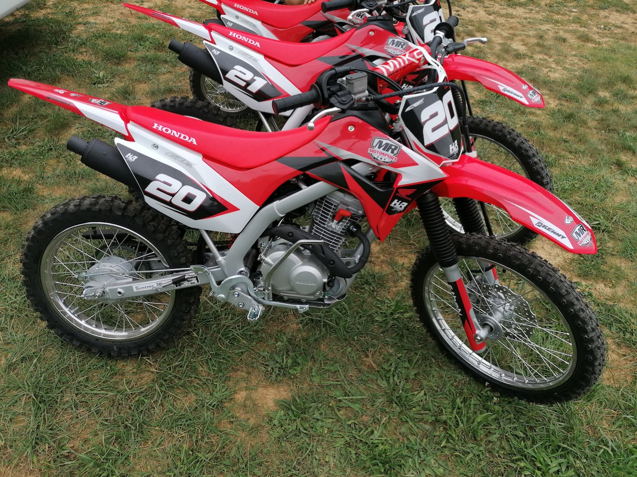 Kit déco perso CRF
