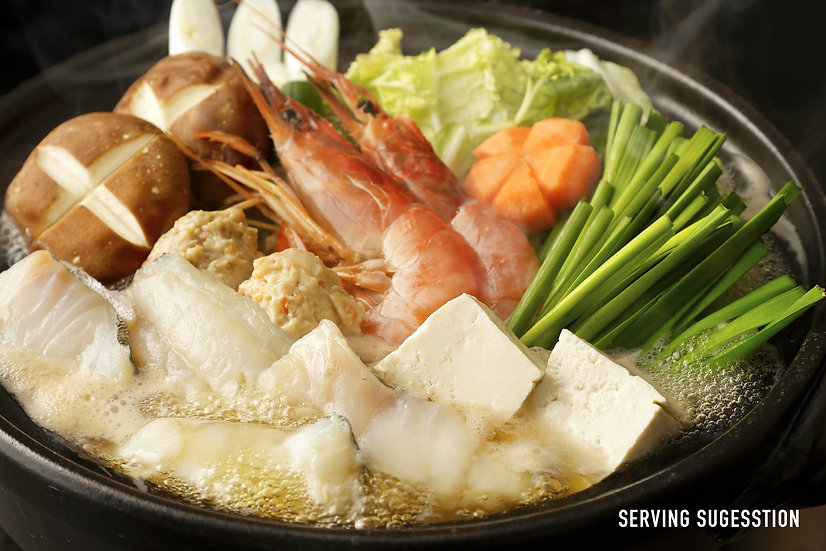 Hikari BBQ Original hot pot soup