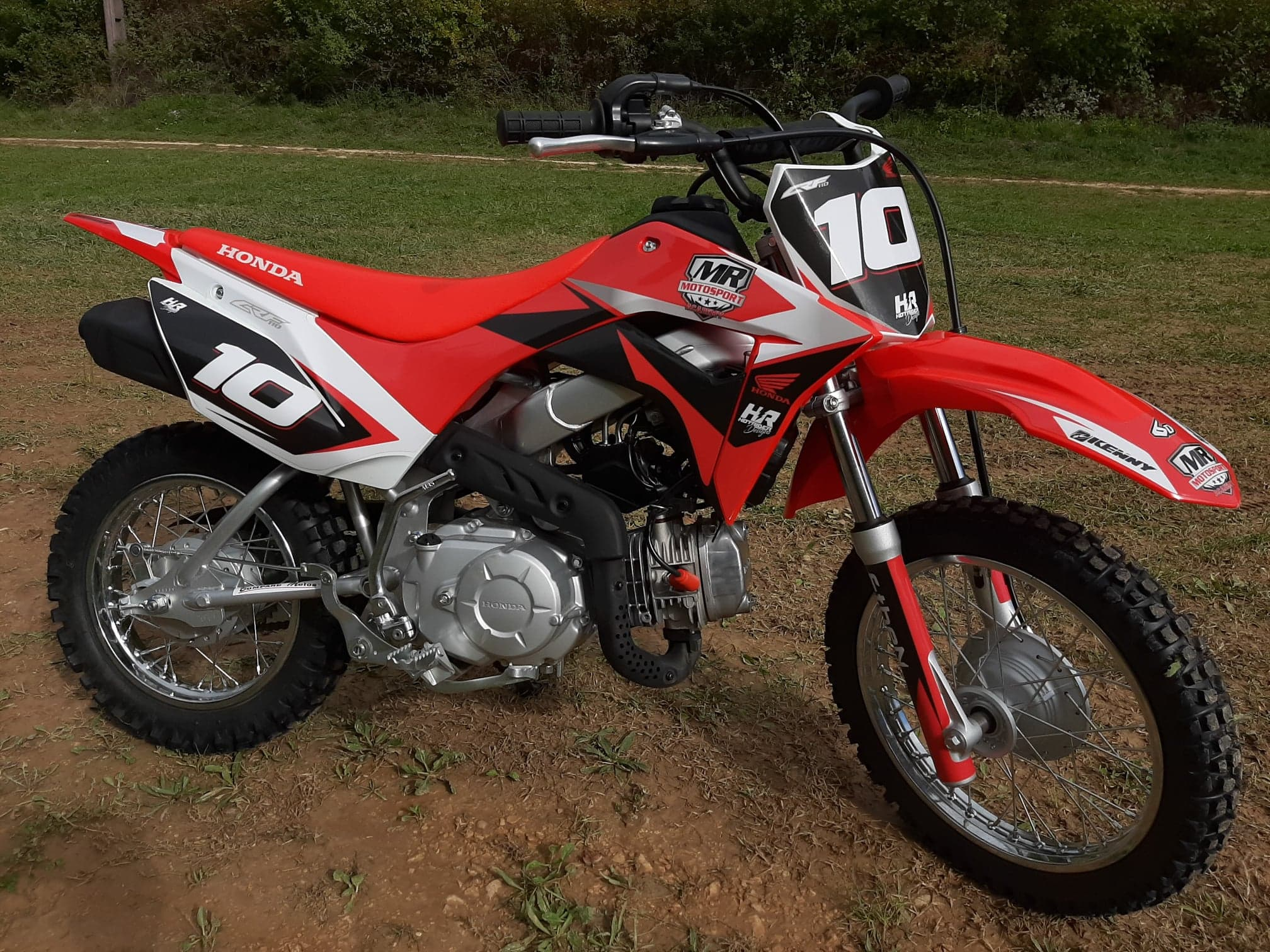 Kit déco perso CRF 110